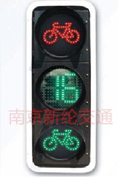 交通灯 交通信号灯 数字仪表
